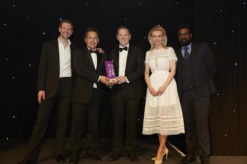 Niche or Regional Agency Team of the Year Sponsored by Inspired Asset Management